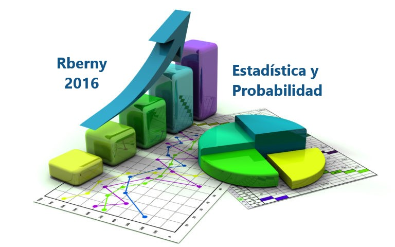 Estadística y Probabilidad Rberny 2016