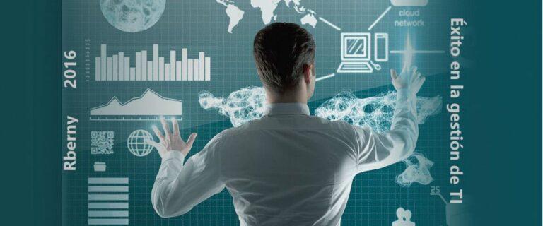 Éxito en la gestión de TI Rberny 2016