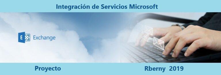 Integración de Servicios Microsoft Rberny 2020