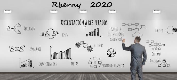 Orientación a resultados Rberny 2021