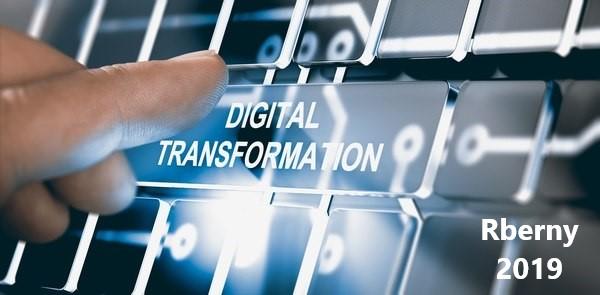 Transformación Digital e Innovación Tecnológica Rberny 2019