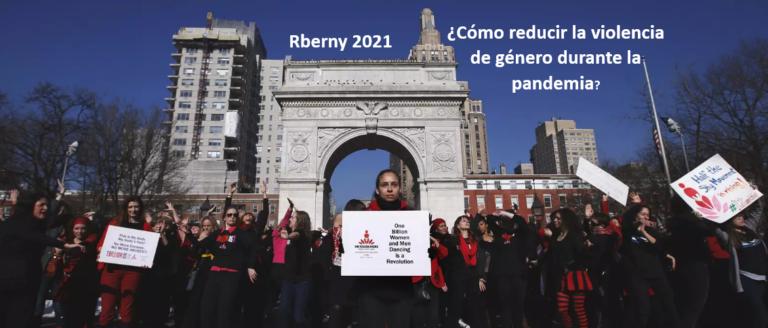 ¿Cómo reducir la violencia de género durante la pandemia? - Rberny 2021