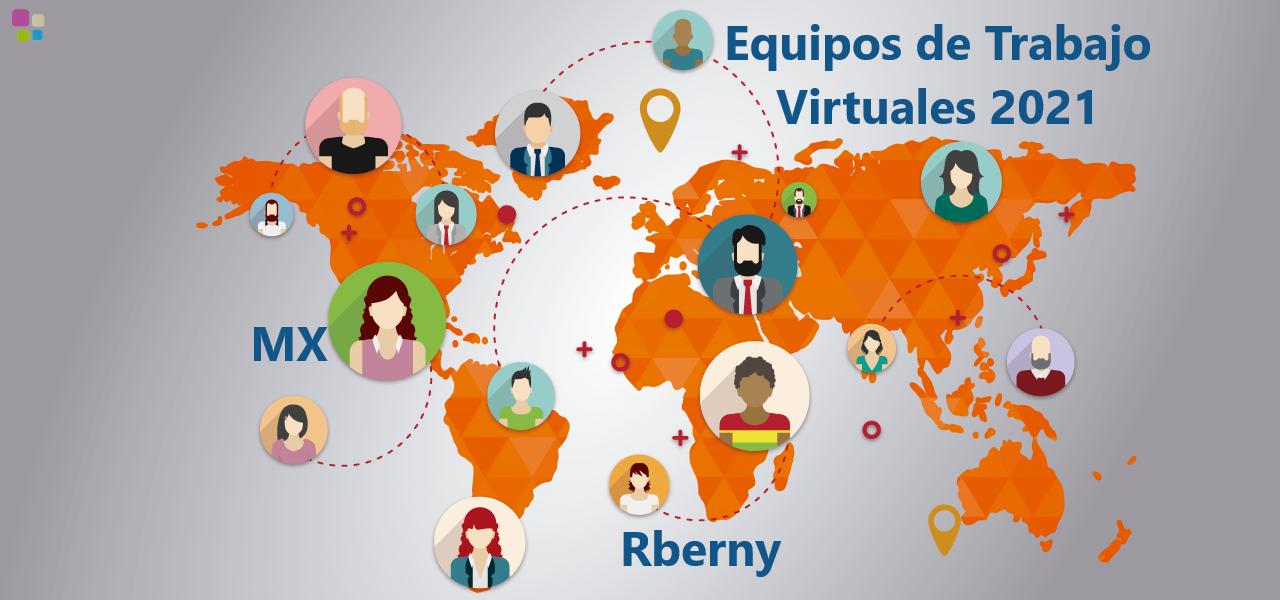 Equipos de Trabajo Virtuales 2021